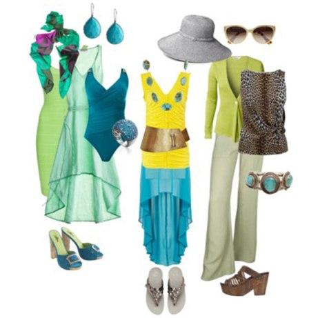 Polyvore Santa Fe Wardrobe