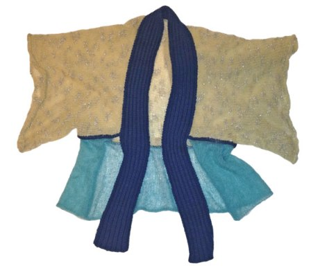 Lightweight Silk/Mohair Sweater