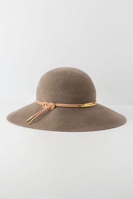 Glistened Ore Floppy Hat from Anthropologie