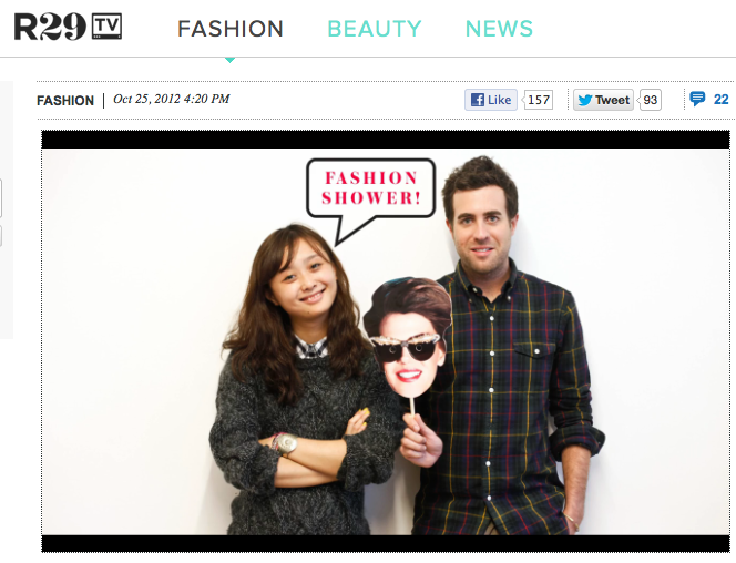 Fashion Catchphrases video from Refinery29