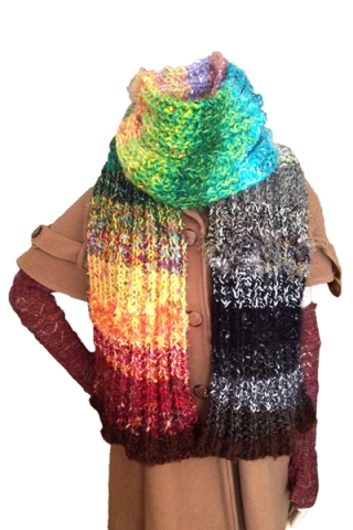 The 4 Seasons scarf