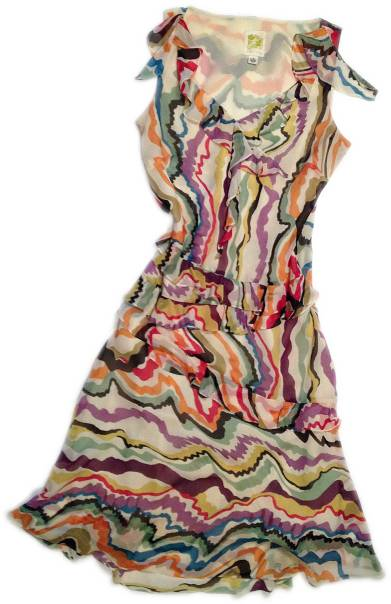 Surrealist Dress
