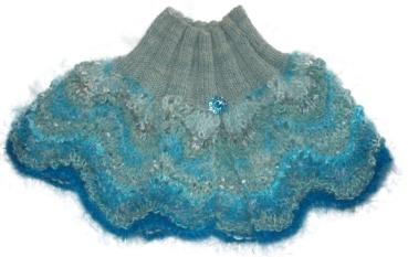Aquamarine Capelet