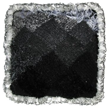 Fade to Black Pillow Cover