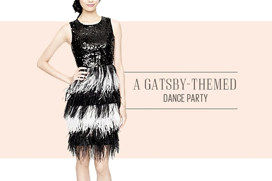 Dress for Gatsby-themed party