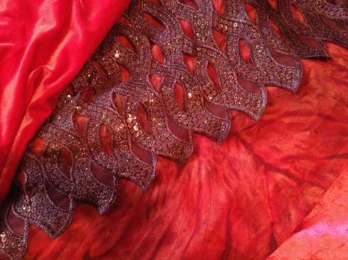 Fabrics for dancing outfit