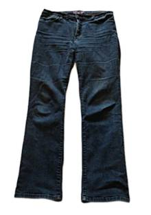 """""""Before"""" jeans"""