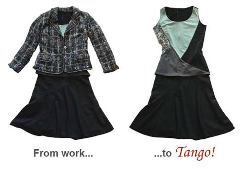 Work-to-tango outfit 2
