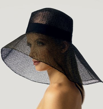 Vogue 8891 hat pattern