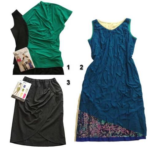 ORD garments I sewed