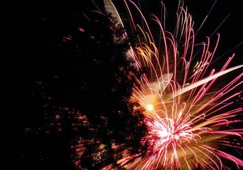 Day 3: Fireworks!