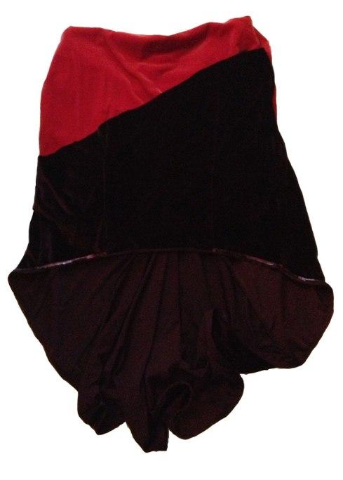 Skirt mock-up 2