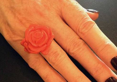 My rose ring