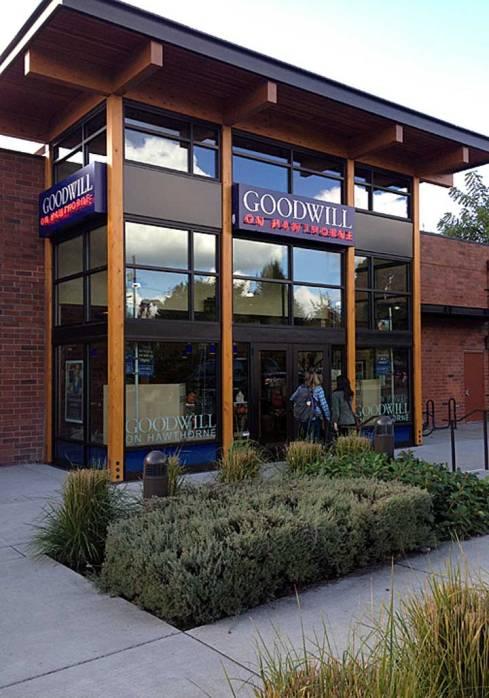 Goodwill on Hawthorne