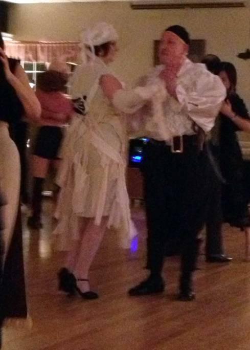 Dancing Mummy
