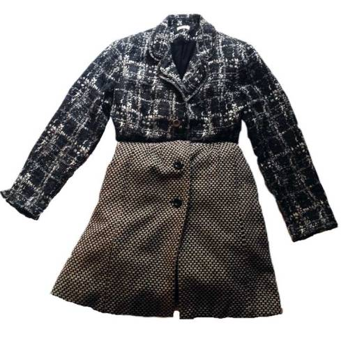 Franken-Coat mock-up