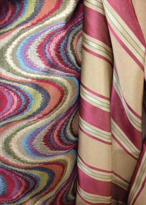 Fabric display