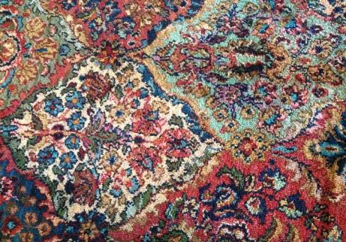 Mom's rug